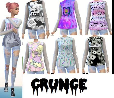 Hoodie Anime Gaara Style N 13 sims 4 shirt
