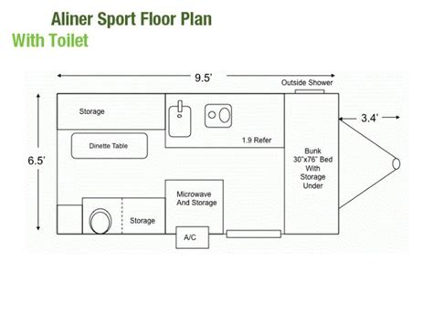 aliner floor plans toilet floor plan quotes