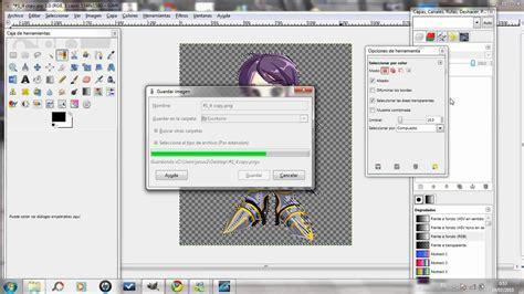 imagenes vectoriales con gimp como quitar el fondo blanco de las imagenes con el gimp