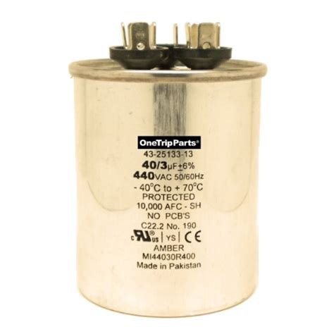 weather king capacitor 13 seer ac unit