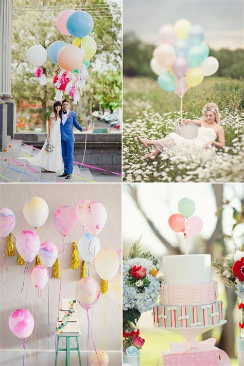 Romantic Wedding Decor Ideas with Dreamy Pastel Color