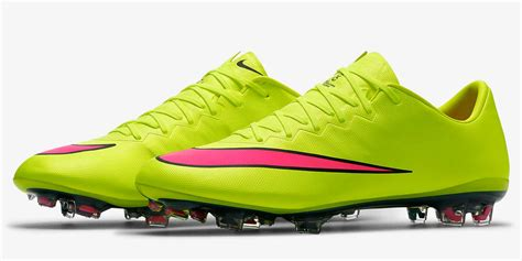 nike boots 2015 volt pink nike mercurial vapor x 2015 boot released