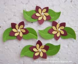 Homemade Plant Food For Cut Flowers punch craft flowers 8 quilled fringed flowers these quilled flowers