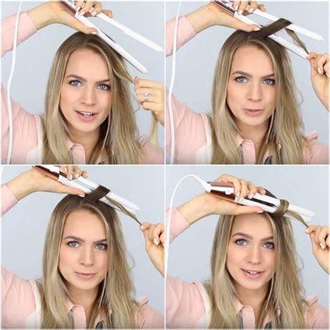 does your hair get looser or curlier with length curly how to get loose curls without going to the salon