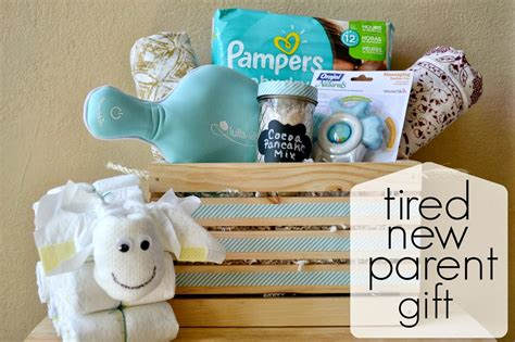 Gift Ideas For New Parents - parenting gifts for new parents