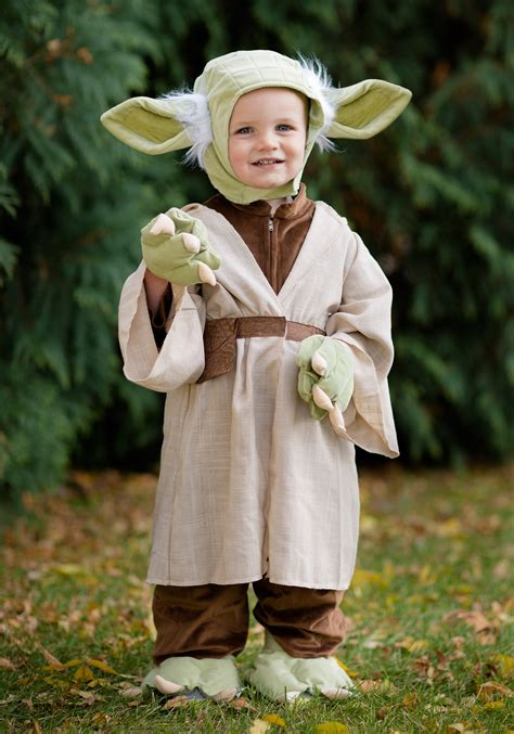 yoda costume wars yoda costume for toddlers