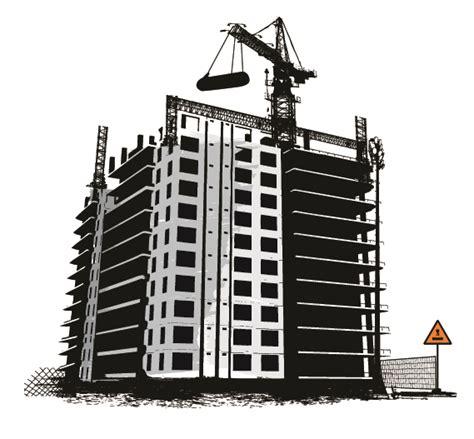 building design construction 15 construction site vector images construction crane