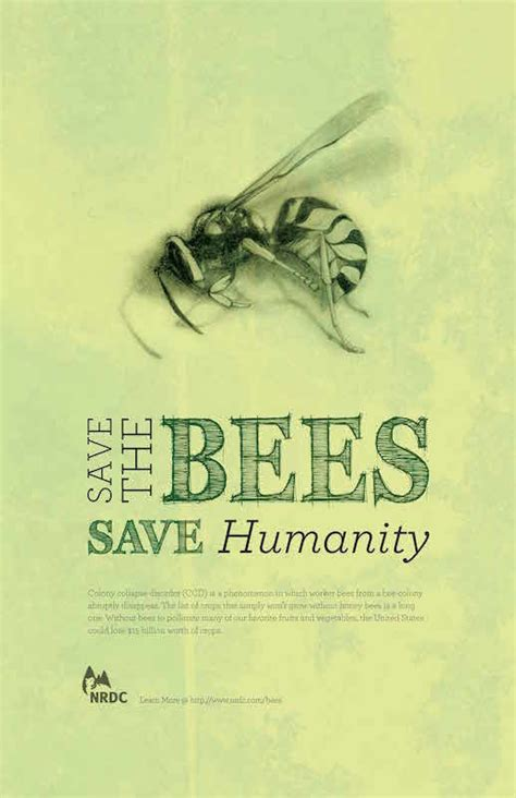 Save The Bee save the bees save humanity the apiarist