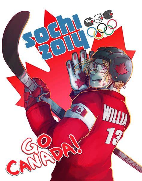 Kaos Anime Canada Knows Hockey axis powers hetalia 1671383 zerochan
