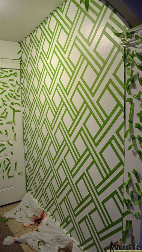 wall paint design ideas with tape 25 best ideas about painters tape design on pinterest
