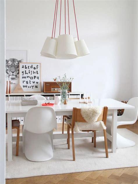 la salle  manger scandinave en   archzinefr