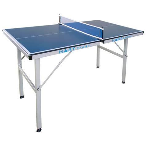 table tennis rebound board hart mini table tennis table hart sport