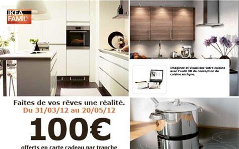 Cuisine Ikea Pas Cher 7077 by Ikea Cuisine 100 Offerts Tous Les 1000 D Achat