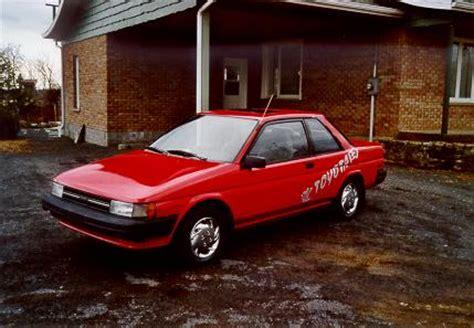 1989 Toyota Tercel Racingtoymen 1989 Toyota Tercel Specs Photos