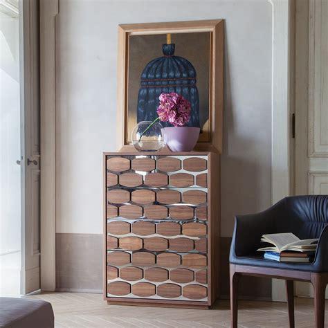 cassettiere design outlet honey 6118 cassettiera alta tonin casa in legno