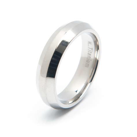 Titan Ring by Titanium Ring Iv Size 7 Titan Rings Touch Of Modern