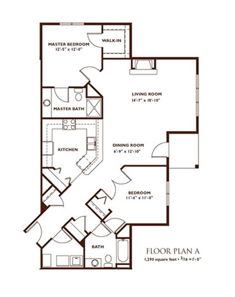 bedroom floor plan apartment floor plans nantucket apartments