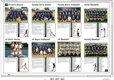 yearbook sports layout ideas really like this layout yearbook pinterest