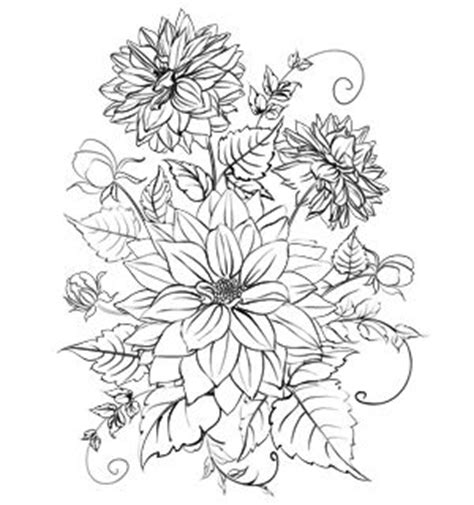 mums colouring book of 1530725488 473 best flowers to color images on coloring books mandalas and dover publications