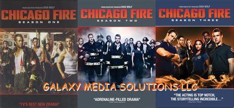 chicago fire season one amazoncom chicago fire season one three 1 3 dvd bundle 2012 2015 5