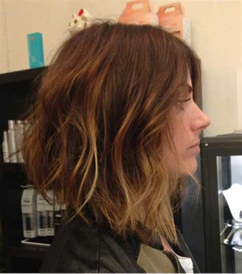 wiki how to inverted bob inverted bob for fine wavy hair hairstylegalleries com