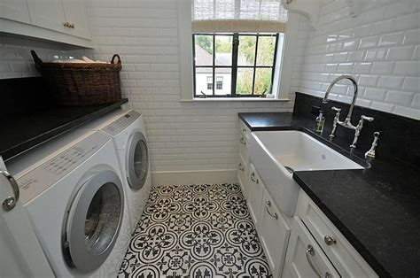 flooring in the bathroom and laundry room beautiful laundry room with quot hand painted concrete floor