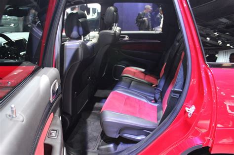 jeep srt 2015 red vapor 2015 jeep grand cherokee srt red vapor side view car