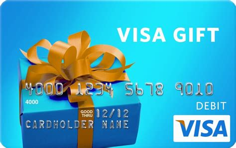 Visa Gift Cards On Amazon - visa gift card mojosavings com