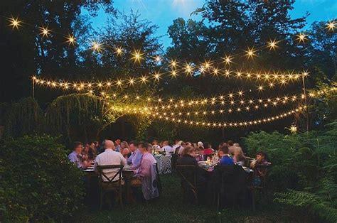 string lighting for wedding 17 best images about string lights cafe lighting bistro