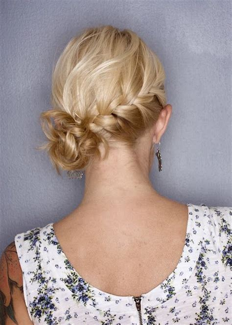 Prom Hairstyles And How To Do Them | best 20 messy bun tutorials ideas on pinterest