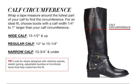 boot fitting guide macy s