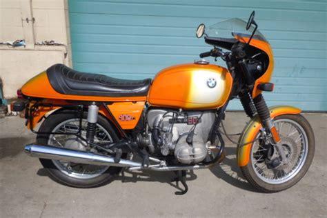 bmw motorcycles daytona bmw r90s daytona orange