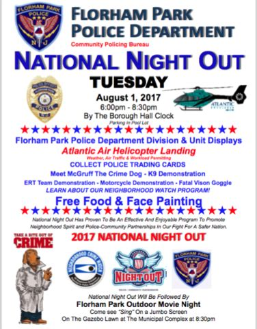 Out And About Nation 12 by National Out Returns To Florham Park News Tapinto
