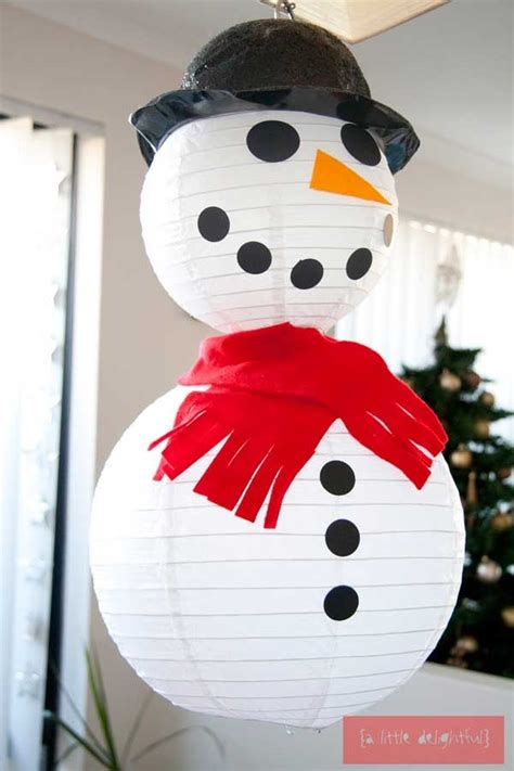 How To Make A Paper Snowman - snowman out of paper pictures photos and images for