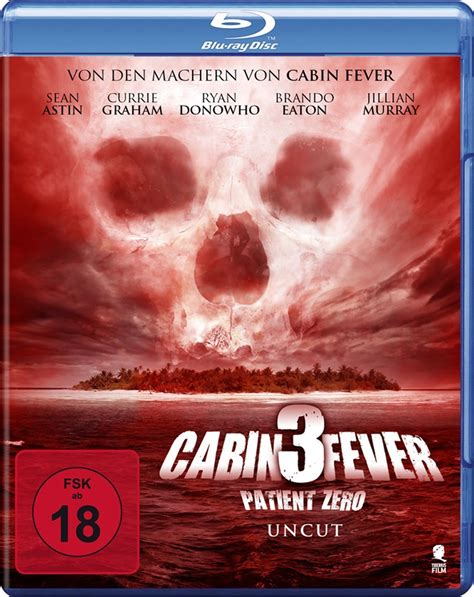 Cabine Fever 3 by Cabin Fever Patient Zero 2014 Bluray 720p X264 Dts