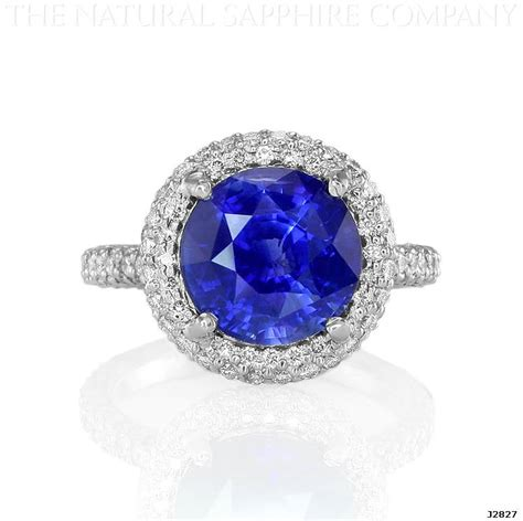 Blue Sapphire Engagement Rings by Sapphire Engagement Ring Guide The Sapphire