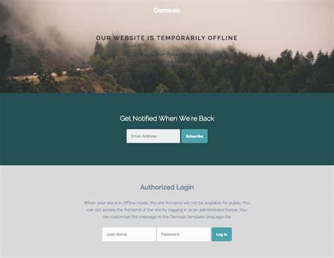 wordpress theme generator offline offline page early mobility