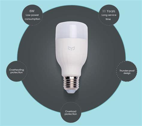 xiaomi yeelight smart bulb led smartphone controlled jakartanotebook