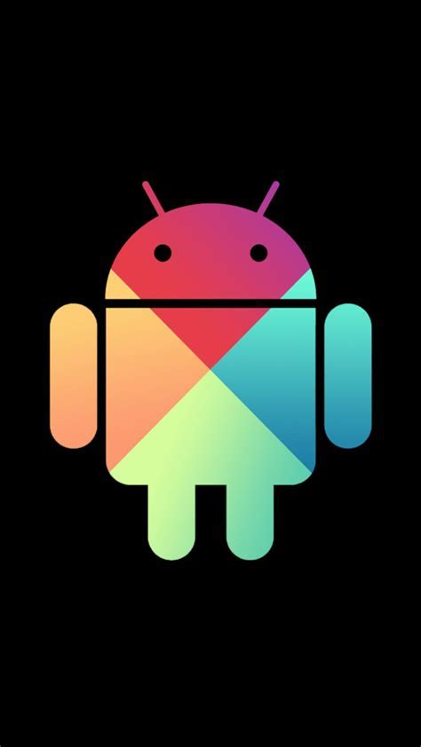 Google Nexus Android Logo Colors Android Wallpaper free