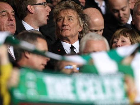 Stewarts Deal Upsets Rod by Rod Stewart Cries Tears Of About Favorite Soccer Team
