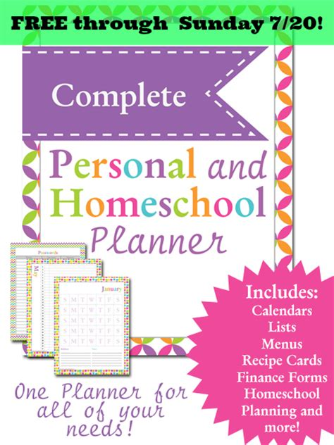 free printable planner for moms the ultimate planner for homeschooing moms free