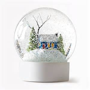 good realsimple snowglobe resin snow globes uk custom snow