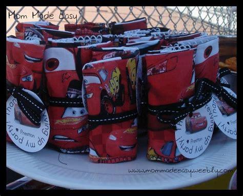 Goodie Bag Busur Kombinasi Cars 1 category made easy