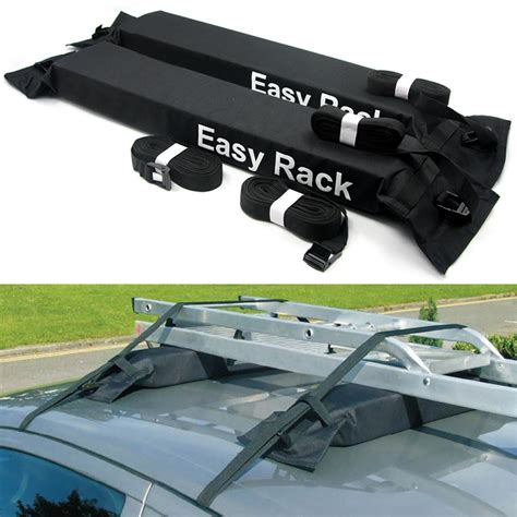 Which Roof Rack Fits Car by Universal Auto Soft Car Roof Rack Outdoor Rooftop Luggage
