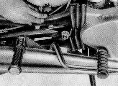 Motorrad Kettenspannung Zu Locker by Reparaturhandbuch F 252 R Das Mz Motorrad Ts 250 Miraculis