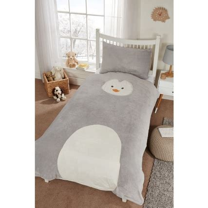 fleece bedding sets animal fleece duvet set single bedding b m