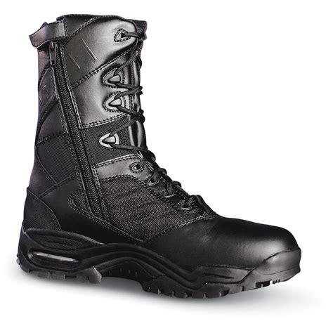 tactical boots s ridge 174 ultimate waterproof side zip tactical boots