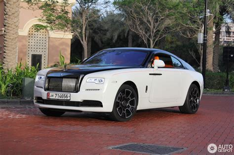 rolls royce badge rolls royce wraith black badge 19 maart 2018 autogespot
