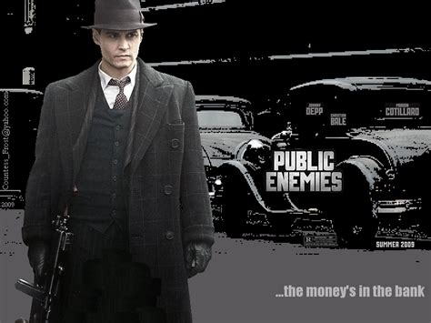 moneys   bank public enemies wallpaper