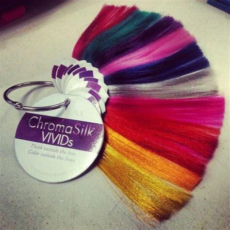 pictures of chroma vivid hair colors pravana chromasilk vivids mixing ideas